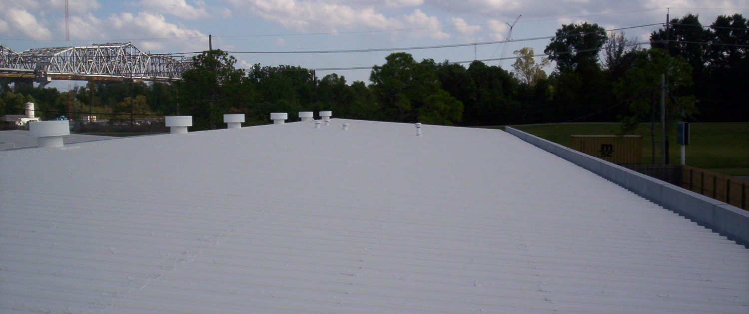 Roof coating | Jaymar Roofing New Orleans, Mandeville, Covington, Slidell and Gulf Coast MS